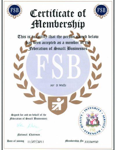 Certificate_FSB