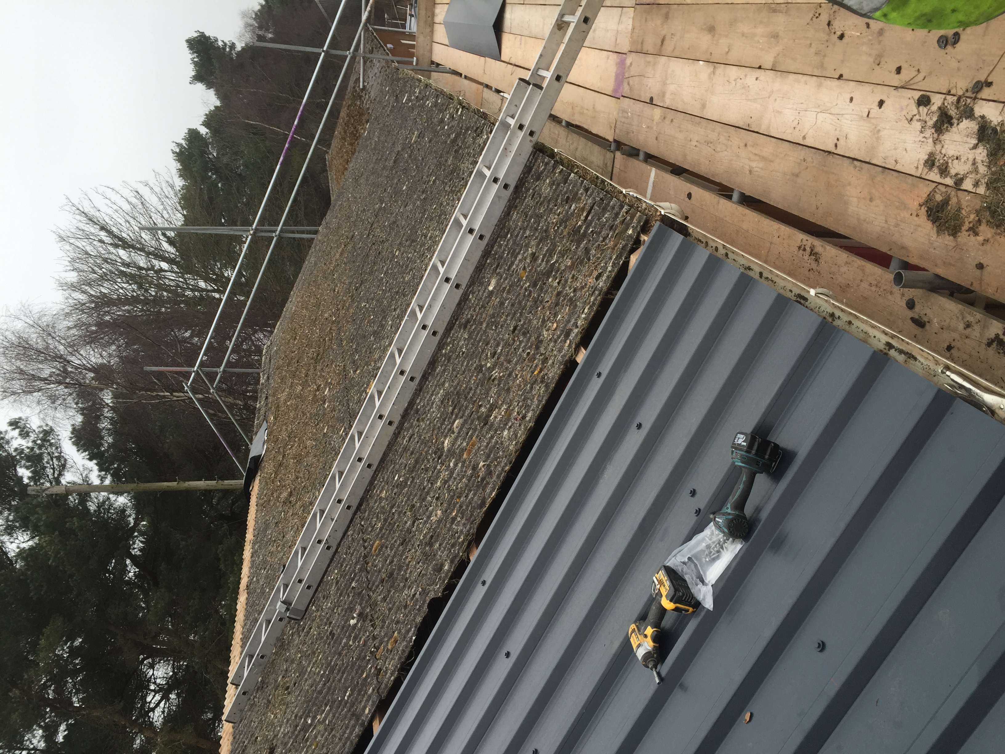 Ridge Roofing For All Your Commercial Domestic And