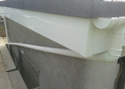 Full replacement UPVC and new guttering