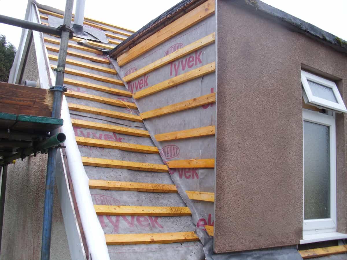 Fascia S Soffits Guttering Ridge Roofing