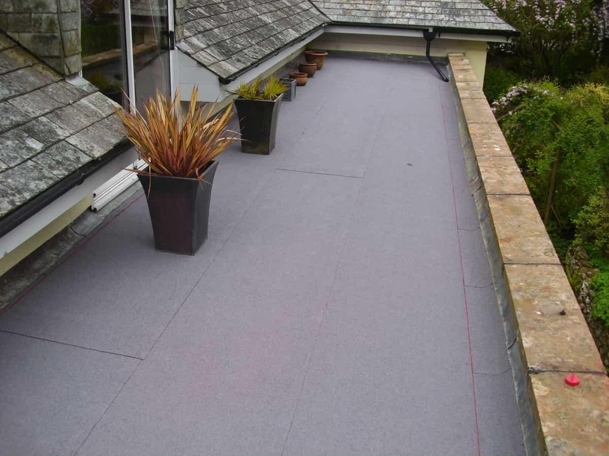 Flat Roofing Repairs Ridge Roofing